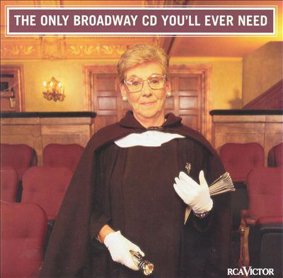The only Broadway CD you'll ever need.