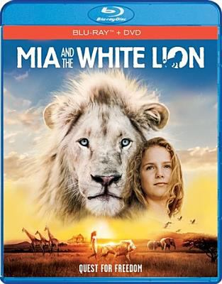 Mia and the white lion : quest for freedom