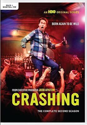 Crashing. The complete second season.