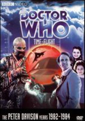 Doctor Who. Time-flight