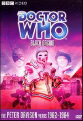 Doctor Who. Black orchid