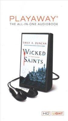 Wicked saints (AUDIOBOOK)