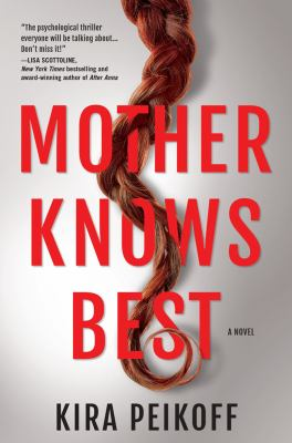 Mother knows best : a novel of suspense