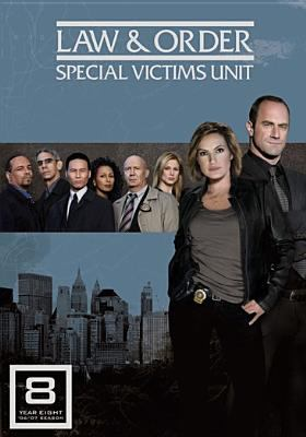 Law & order : special victims unit. Year eight