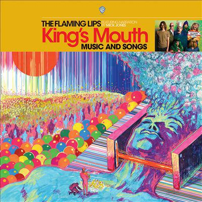 King's mouth : music and songs