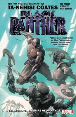 Black Panther : the intergalactic empire of Wakanda. Part two