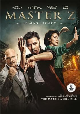 Master Z. the IP man legacy.