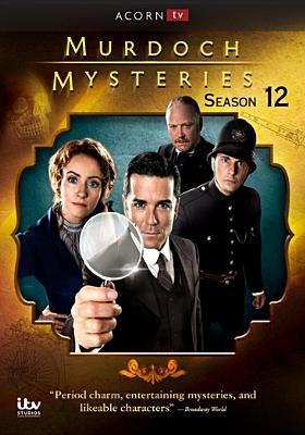 Murdoch mysteries. Season 12
