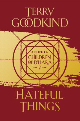 Hateful things : a novella (AUDIOBOOK)