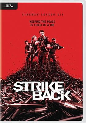 Strike back. Cinemax season six.