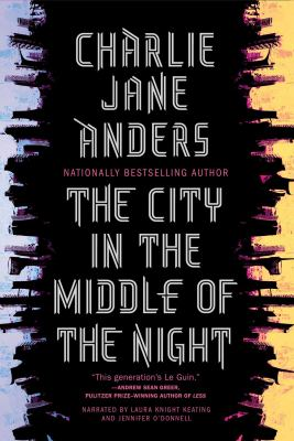 The city in the middle of the night (AUDIOBOOK)