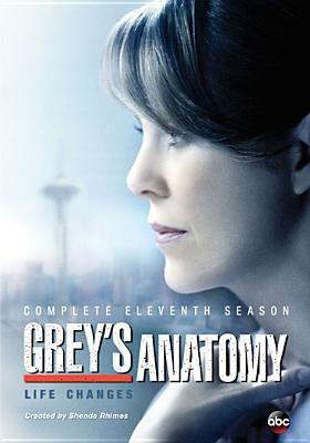 Grey's anatomy. Complete eleventh season