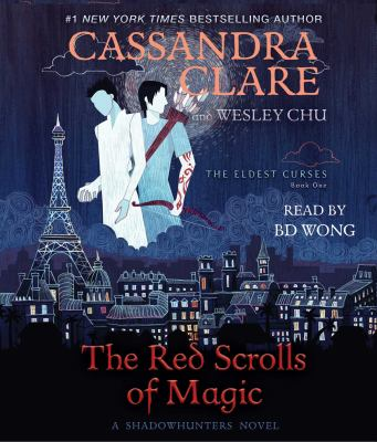 The red scrolls of magic (AUDIOBOOK)