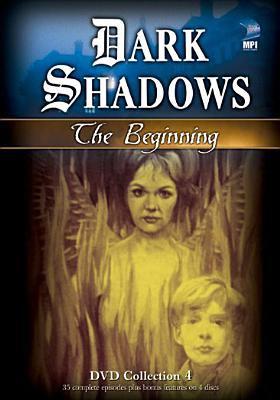 Dark shadows. The beginning. Collection 4