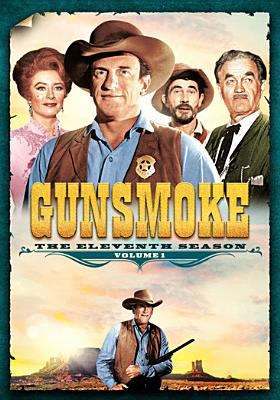 Gunsmoke. The eleventh season, volume 1.