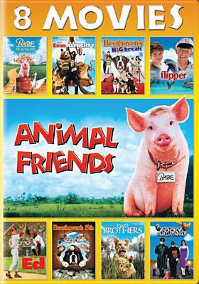 Animal friends : 8 movies.