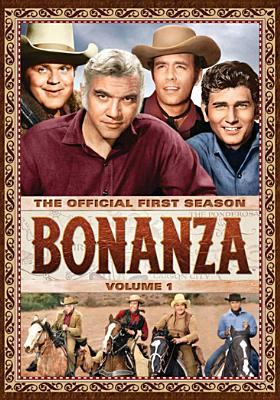 Bonanza. The official first season, volume 1