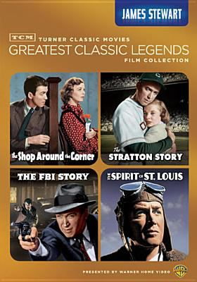 Turner classic movies greatest classic legends film collection. James Stewart