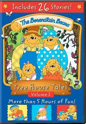 Berenstain Bears. Tree house tales. Volume 1