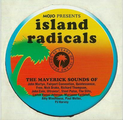 Mojo presents. Island radicals.