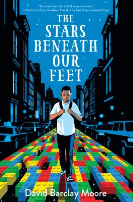 The stars beneath our feet (LARGE PRINT)