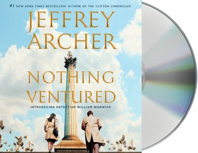 Nothing ventured (AUDIOBOOK)
