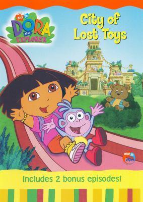 Dora the explorer. City of lost toys