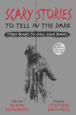 Scary stories to tell in the dark : three books to chill your bones