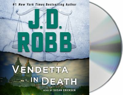 Vendetta in death (AUDIOBOOK)
