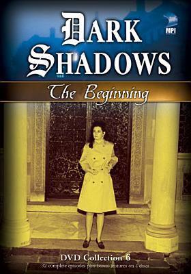 Dark shadows. The beginning. Collection 6