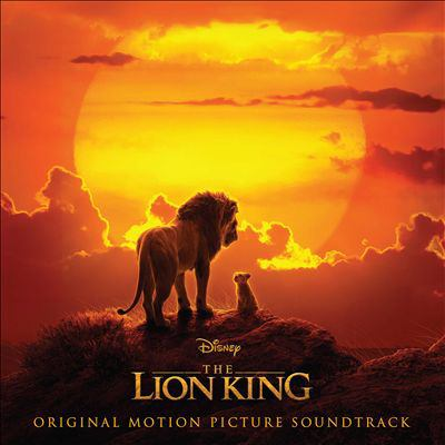 The Lion King : original motion picture soundtrack.