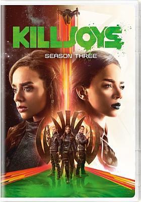 Killjoys. Season three.