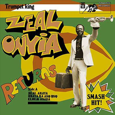 Trumpet king Zeal Onyia returns.