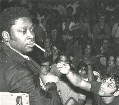 Ann Arbor Blues Festival 1969.