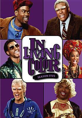 In living color. Season five