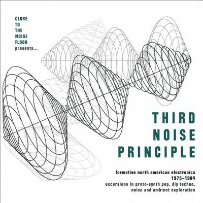 Third noise principle : formative North American electronica 1975-1984.