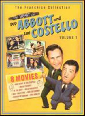 The best of Abbott and Costello. Volume 1
