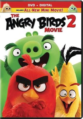 The angry birds movie. 2