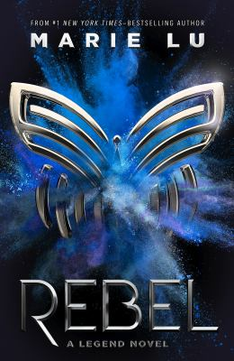 Rebel (LARGE PRINT)