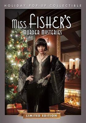 Miss Fisher's murder mysteries. Murder under the mistletoe