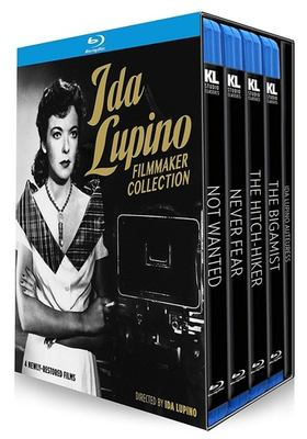 Ida Lupino. filmaker collection. [Blu-ray]