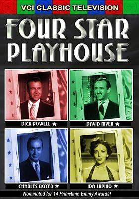 Four star playhouse, classic TV series. Vol 1