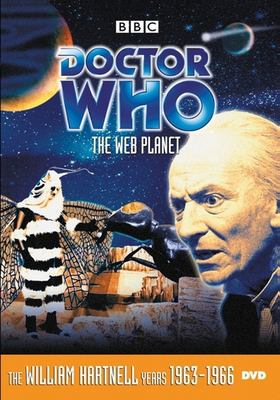 Doctor who. The web planet