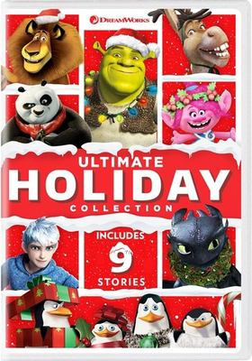Ultimate holiday collection : includes 9 stories.