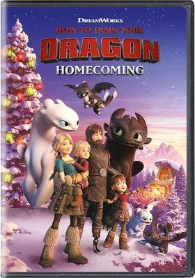 How to train your dragon. Homecoming