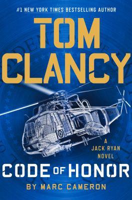 Tom Clancy code of honor (LARGE PRINT)