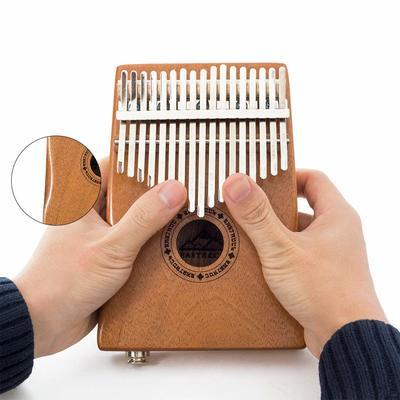 Kalimba Acoustic-Electric Thumb Piano