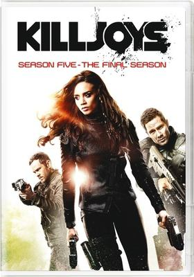Killjoys. Season five, the final season.