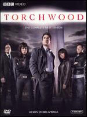 Torchwood. The complete first season