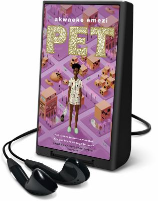Pet (AUDIOBOOK)